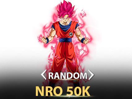 random nro 50k