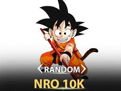 Random nro 10k