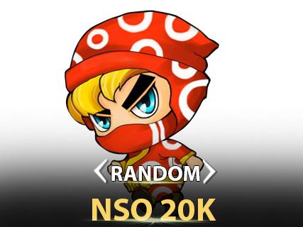 RANDOM NSO 20K
