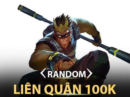 Random Liên Quân 100K
