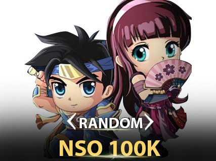 RANDOM NSO 100K
