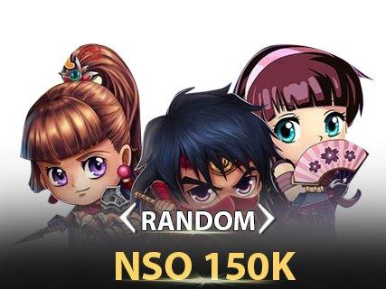 RANDOM NSO 150K