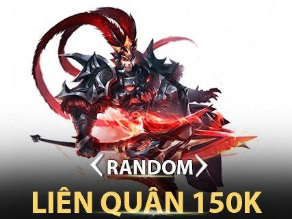 Random Liên Quân 150K